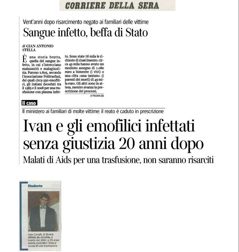 FedEmo richiede giustizia al Governo Monti: rassegna stampa
