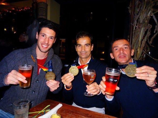 Maratona di NY: here we are!