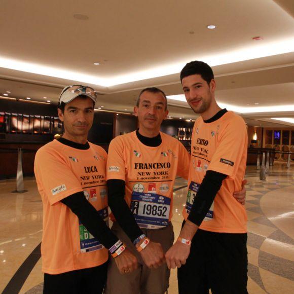 Maratona di New York: comunicato stampa