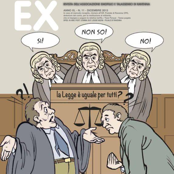 Rivista EX – Rubrica legale: 2013