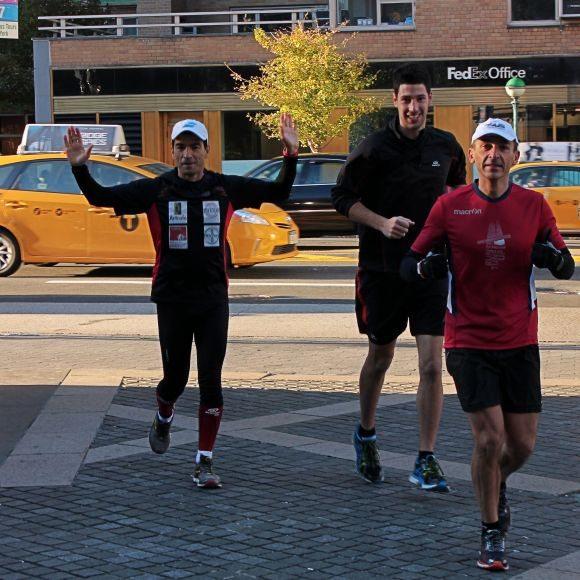 NYC 2015: tre campioni!