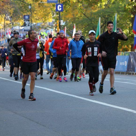Marathon: photogallery