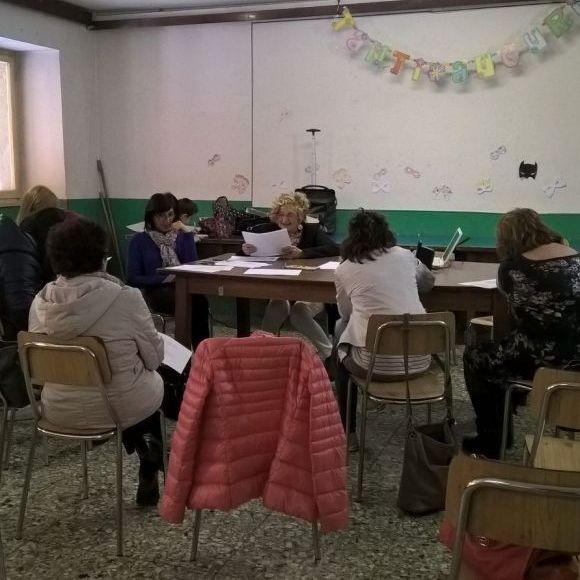 Aprile 2016. Finestra Rosa a Torino