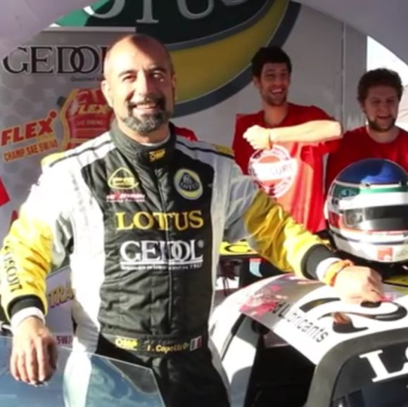 FedEmo e Ivan Capelli accendono i motori a Vallelunga