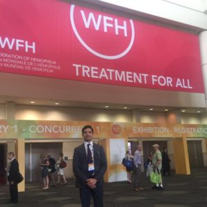 FedEmo al WFH World Congress 2016