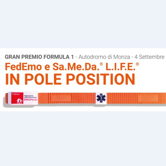 FedEmo e Sa.Me.Da. ® L.I.F.E. ® in pole position
