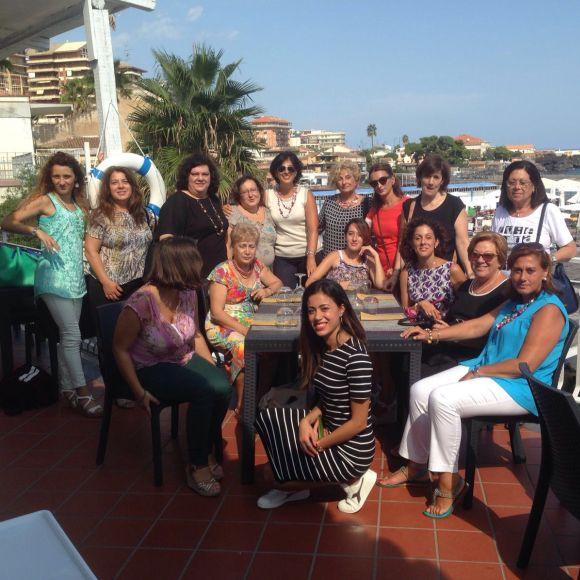 Primo incontro di Finestra Rosa in Sicilia. Un resoconto