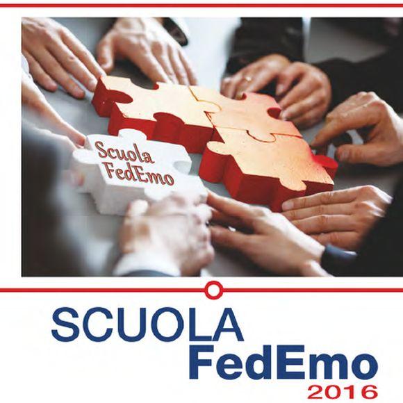 Programma scuola FedEmo 2016 – terzo modulo
