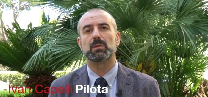 Ivan Capelli: videointervista