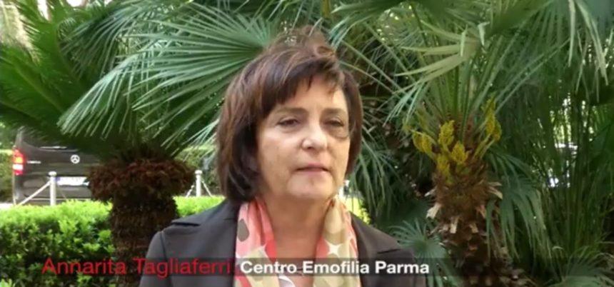 Annarita Tagliaferri: videointervista