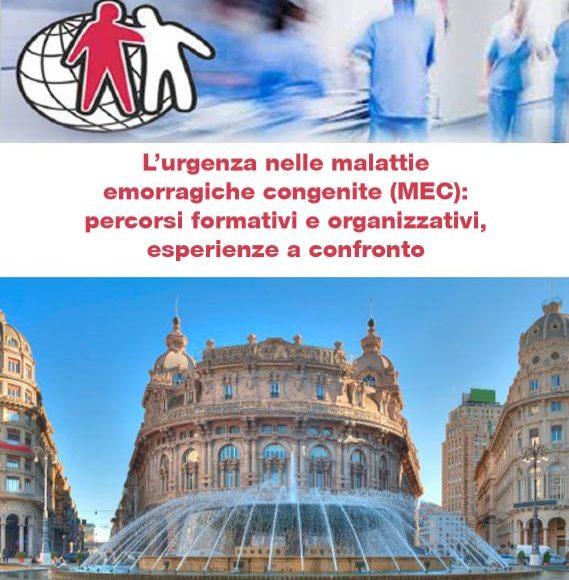 L'urgenza nelle malattie emorragiche congenite (MEC)