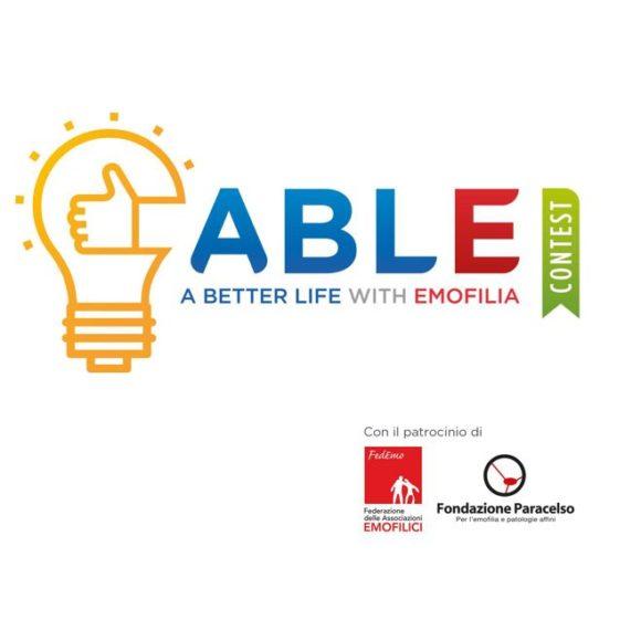 Al via il contest ABLE: A Better Life with Emofilia