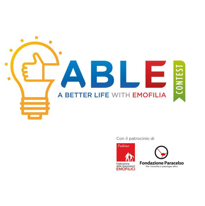Al via il contest ABLE: A Better Life with Emofilia