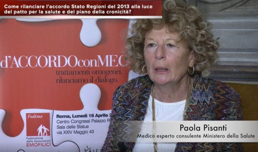 Paola Pisanti GME 2018: intervista