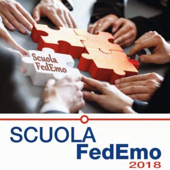 Programma scuola FedEmo 2018 – Primo modulo