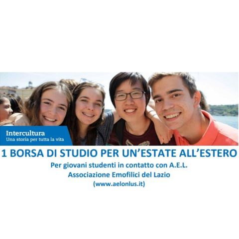 Borsa di studio sostenuta dall'Associazione Emofilici del Lazio