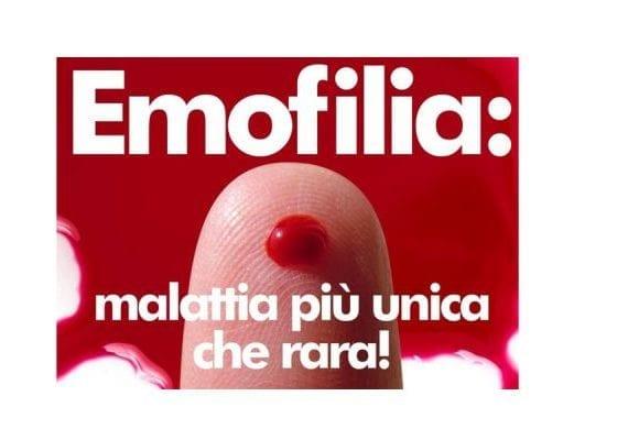 XV Giornata Mondiale dell'Emofilia: programma