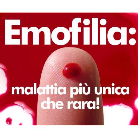 XV Giornata Mondiale dell'Emofilia: registrati