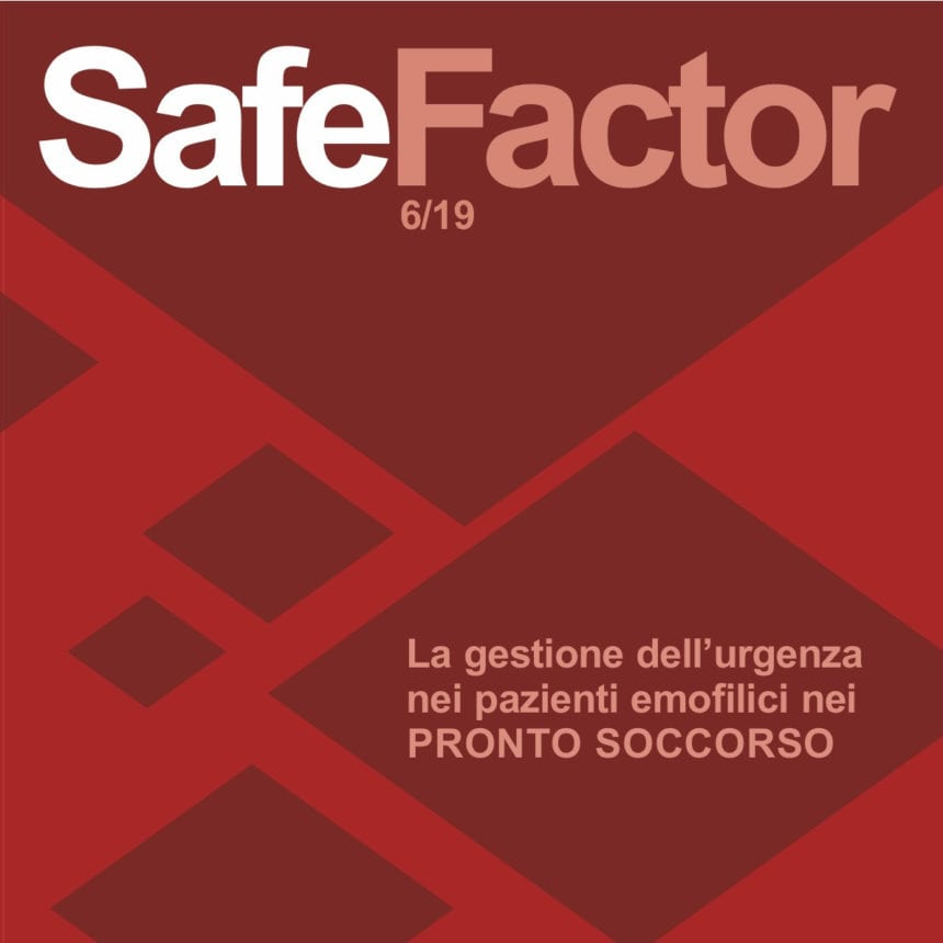 Online il Nuovo Vademecum SafeFactor 2019