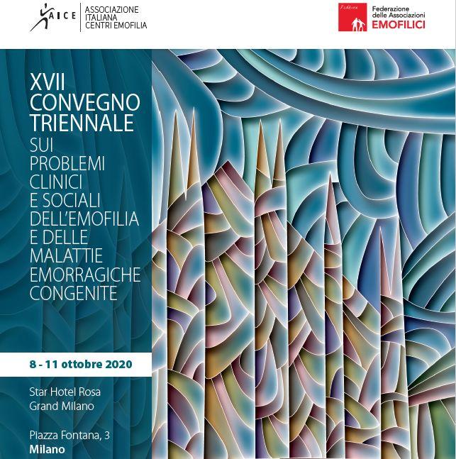 AICE-FedEmo | XVII Convegno Triennale sui problemi clinici e sociali dell'emofilia e delle malattie emorragiche congenite