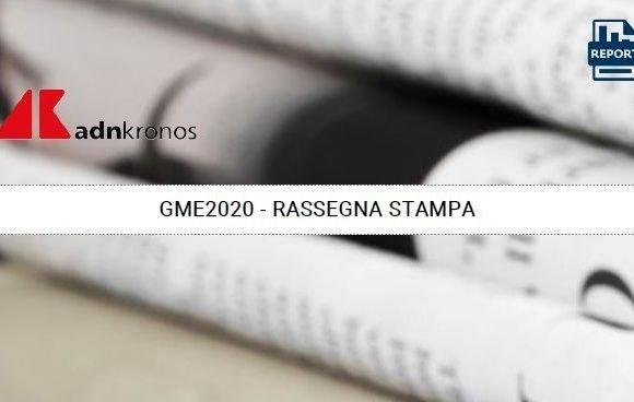 17 settembre 2020 – GME  – Rassegna stampa