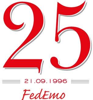 25 anni di FedEmo